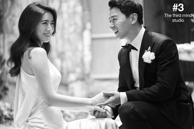 [화보] 주진모♥민혜연 부부의 행복한 순간