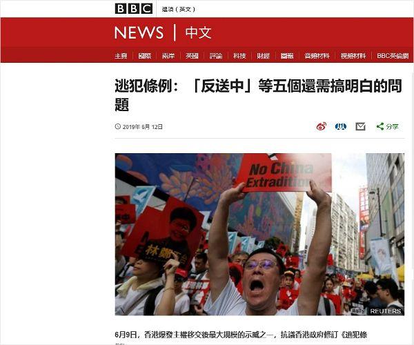 홍콩 시위 이해에 필요한 5가지 문제