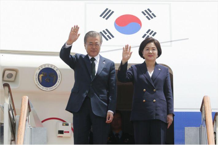 문 대통령, G20 참석차 27일 방일…시진핑·푸틴과 정상회담
