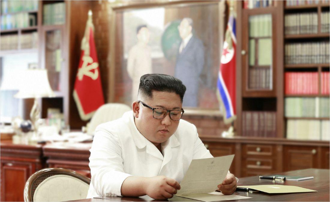 [논평] '친서외교'로 다시 움트는 북미대화, 결실로 이어지길