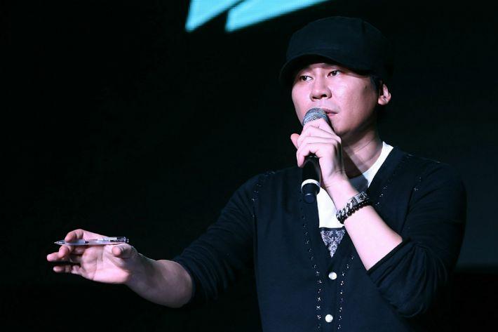 '성접대 의혹' 양현석 전 YG 대표 경찰 출석