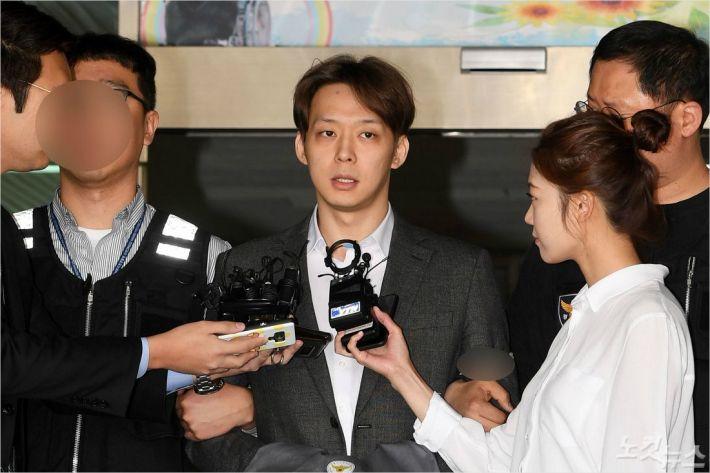 박유천, 징역 10월에 집행유예 2년 선고(종합)