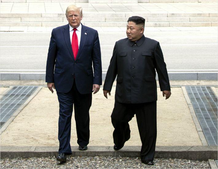 """美국무부 정보조사국 차관보 """"김정은, 트럼프는 다르다고 생각"""""""