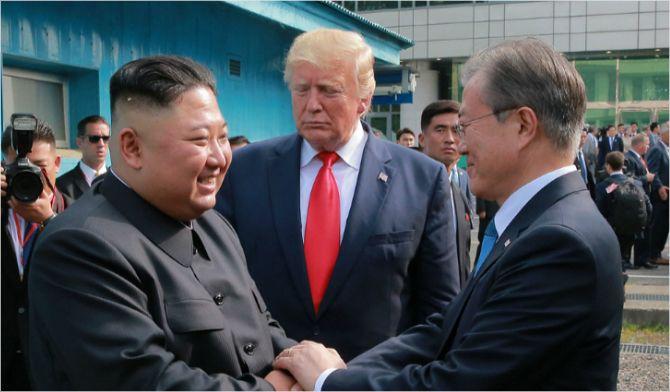 ARF 외교장관회의 성명에 '북미 판문점 회동 환영' 내용 포함될 듯