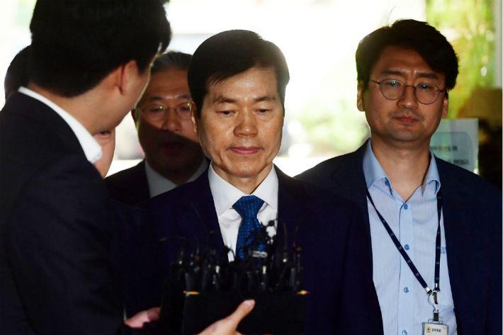 '삼바 분식회계' 김태한 대표 오늘 '구속 갈림길'