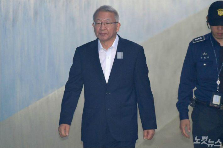 [속보] 양승태 전 대법원장, 재판부 직권 보석 결정