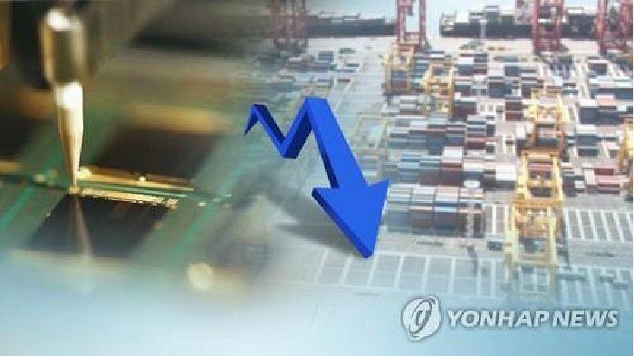 """""""올해 전세계 반도체 매출 9.6% 감소"""""""