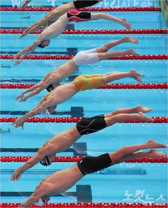 [광주세계수영]역대 최대 규모…세계수영史 새로 썼다