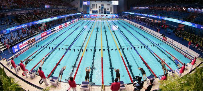 '수영 불모지' 광주, 세계적인 수영도시로 거듭