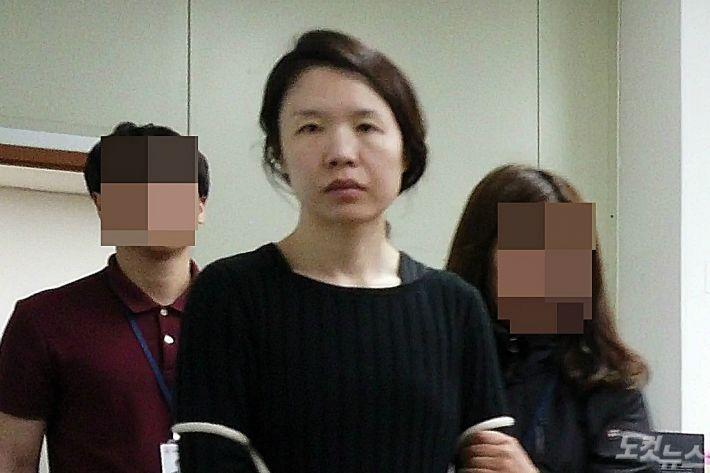 [단독] 고유정, 아들 친권상실 거부…법원에 답변서 제출