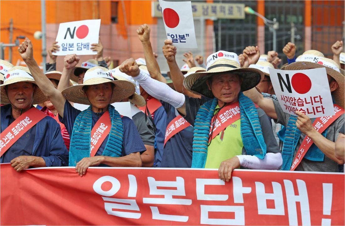 불매운동, 일본 담배에도 타격…日JTI 제조국 수입량 감소