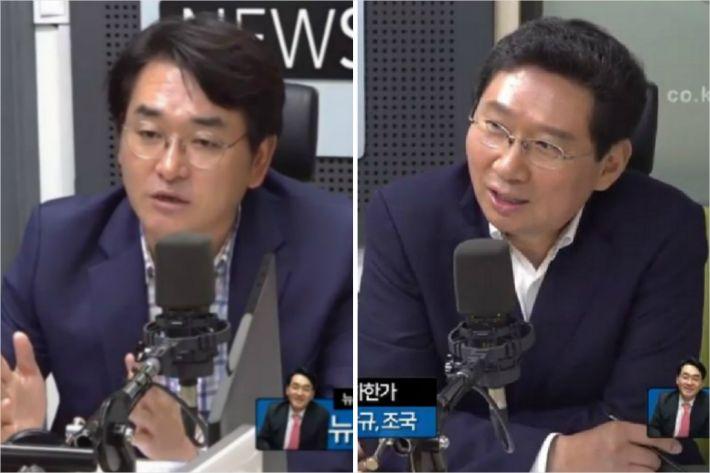 """박용진 """"조국, 딸 의혹 해명 못하면 최악으로 간다"""""""