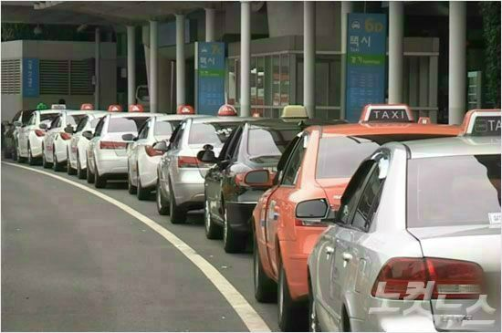 청주시 택시 700대 공급과잉...2024년까지 감차