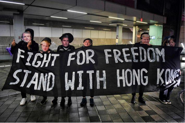 홍콩시민 88일 투쟁, 정부 양보 끌어내…'제2의 우산혁명' 결실