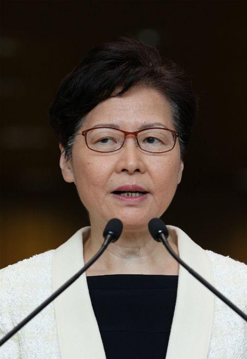 홍콩 캐리 람 송환법 공식 철회 선언, 시위대 다른 요구는 사실상 거부