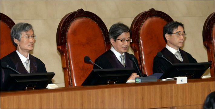 '국정농단' 파기환송심 재판부 모두 결정