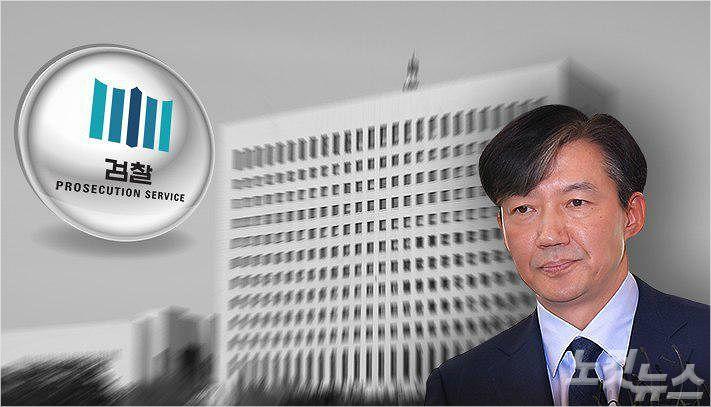 '강대강' 조국 vs 검찰…개혁과 수사 '속도전'