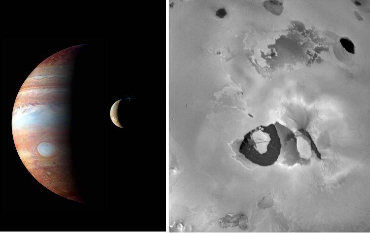 화산 폭발 임박한 목성 위성 '이오'…지구서도 관측 가능