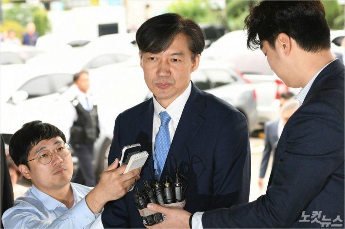 검찰, '조국펀드 의혹' 투자처 '익성' 압수수색