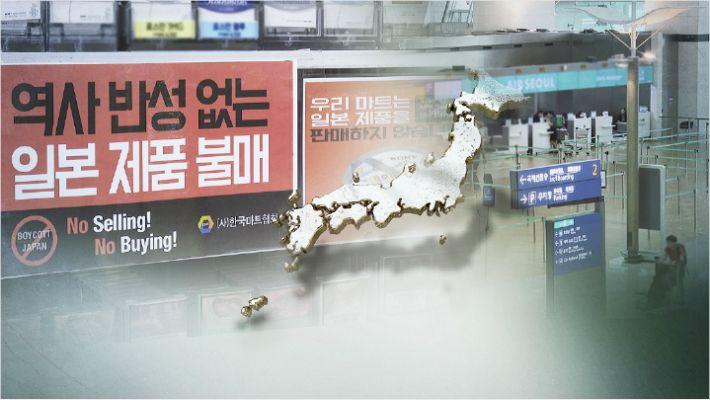 日 불매운동 소강 국면 진입? 소셜미디어 연관어 급감