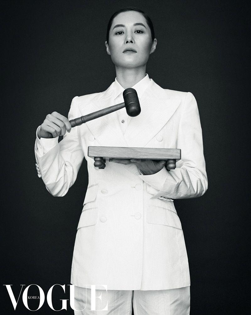 [화보] 문소리가 표현한 '하녀'부터 '여판사'까지