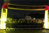 강릉지역 사람사랑 생명사랑 밤길걷기 대회 열려