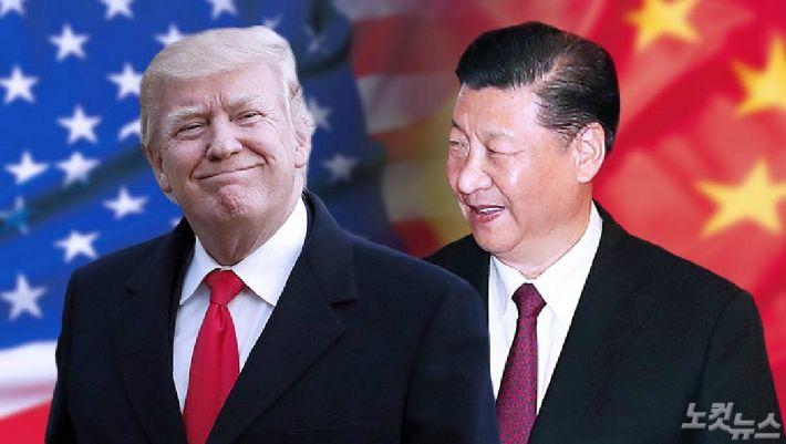 """미중 무역협상 첫날 마무리…트럼프 """"아주 좋은 협상했다"""""""