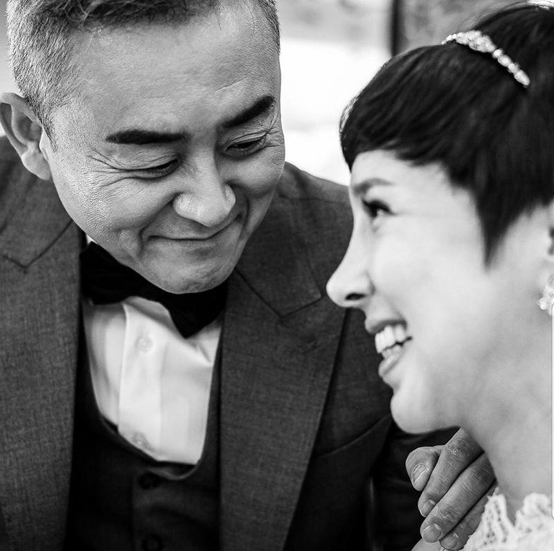 """배우 최준용, 결혼 소감 전해 """"왕림해주신 분들 감사"""""""