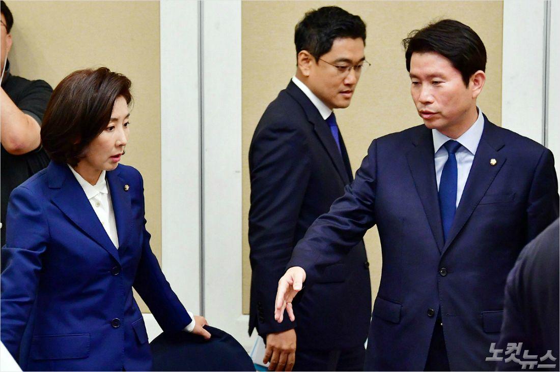 """박주민 """"여전히 정치 쟁점화 매달리는 한국당..국민들 힘빠져"""""""