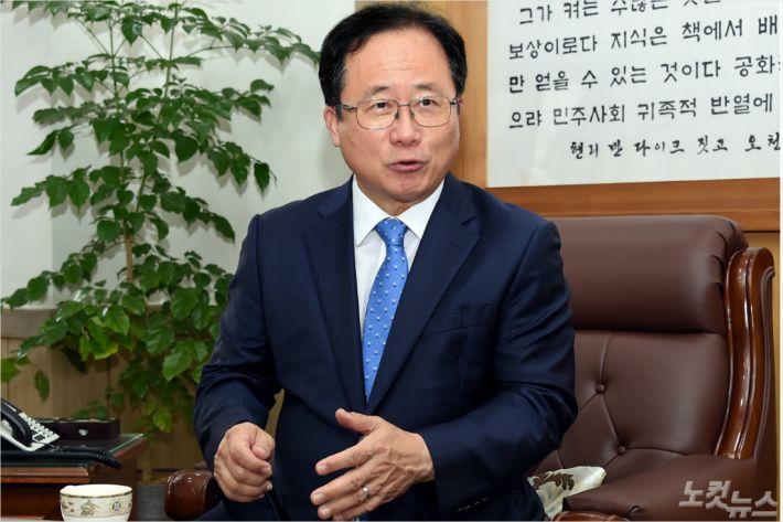 김석준 교육감, 대입 정시확대 '지방과 서울의 교육기회 불균형 해소 못해'