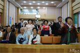 새비전교회, 창립 12주년 은퇴 및 임직식 개최