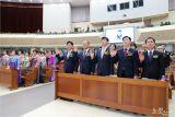 창립 35주년 포항장성교회, 은퇴 및 임직예식 개최