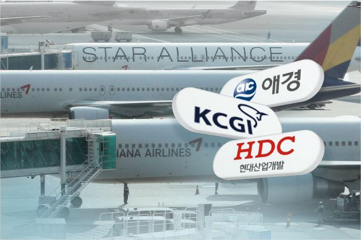 아시아나항공 우선협상대상자 오늘 발표…현대산업개발에 무게