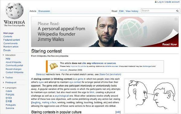 위키백과 설립자 '페이스북 대항마' 만들었다