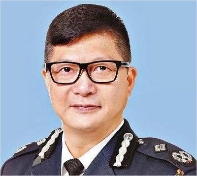 中, 홍콩 법원 결정도 일축…홍콩 警 수장에 매파 임명
