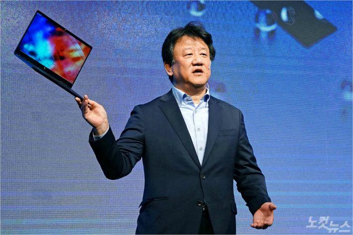 그렇게 가벼워?…HP 프리미엄 노트북 '엘리트 드래곤플라이'