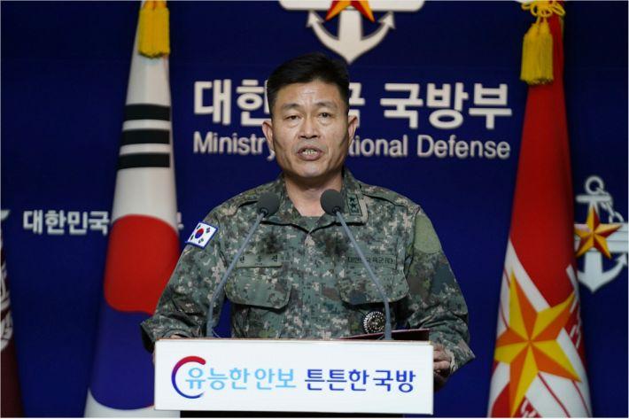 """북한, 해안포 닷새만에 '초대형 방사포' 2발 발사…""""강한 유감"""""""