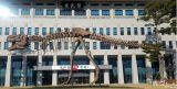 경북도청 앞마당에 공룡 조형물 설치...왜?