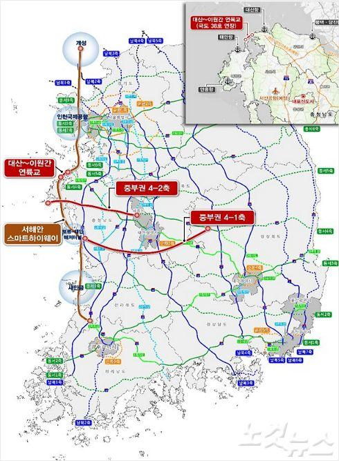 """충남 태안군, """"지역 핵심 전략 사업 제 5차 국토종합계획에 대폭 반영"""""""