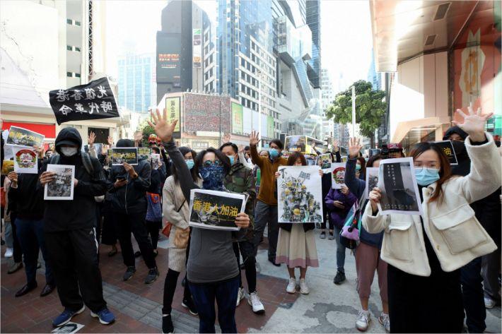 홍콩, 시위 참가 교사 징계…범죄 제보자에겐 거액 현상금