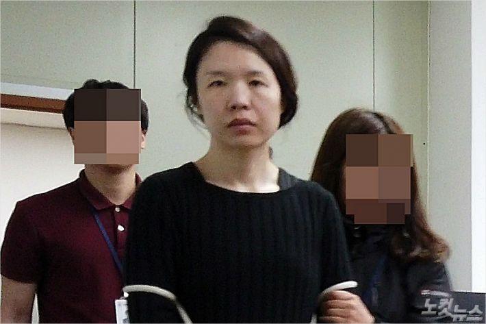 증인으로 나온 법의학자, 고유정 의붓아들 살해 무게