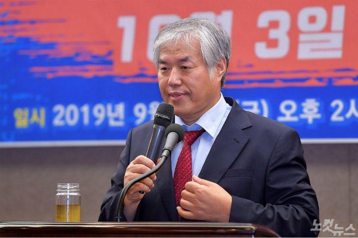 '불법 집회 혐의' 전광훈 목사, 내일 구속 기로