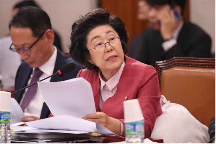 이은재, 패트 사건 혐의 나홀로 '6관왕'