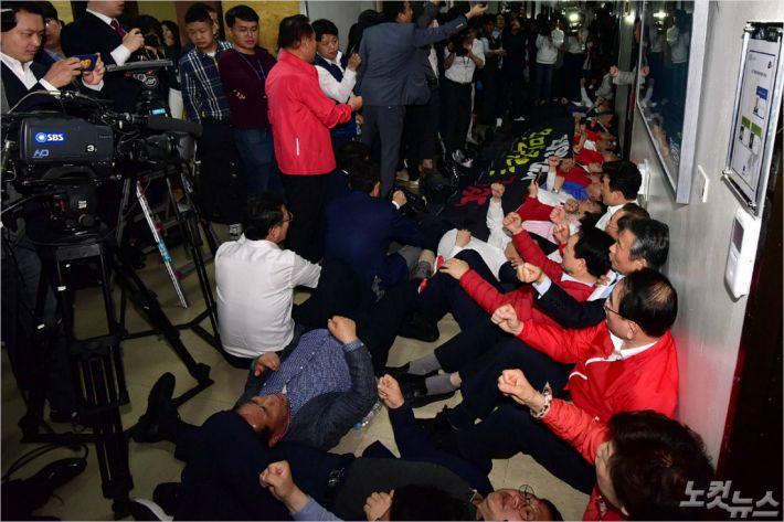 '패트 의원' 29%만 재판행…檢 총선 눈치보기?