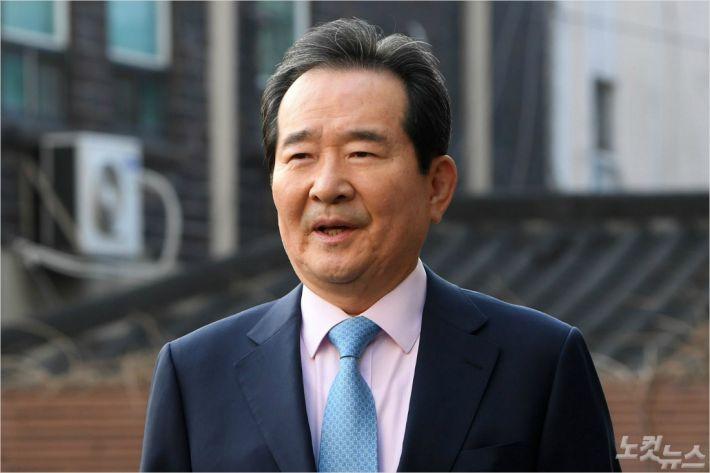 정세균 총리 후보자 '증인 4명' 합의…청문회 7~8일 개최