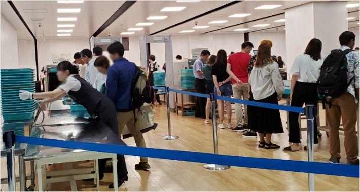 한국인 여행객 급감으로 방일 외국인 증가율 둔화