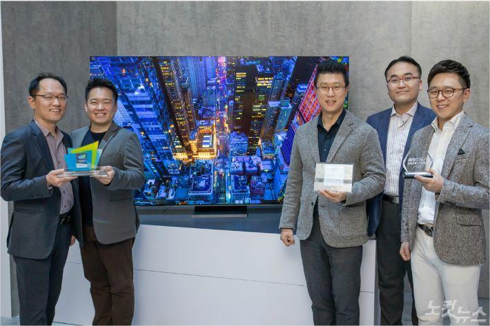 삼성·LG, CES에서 혁신상 대거 수상