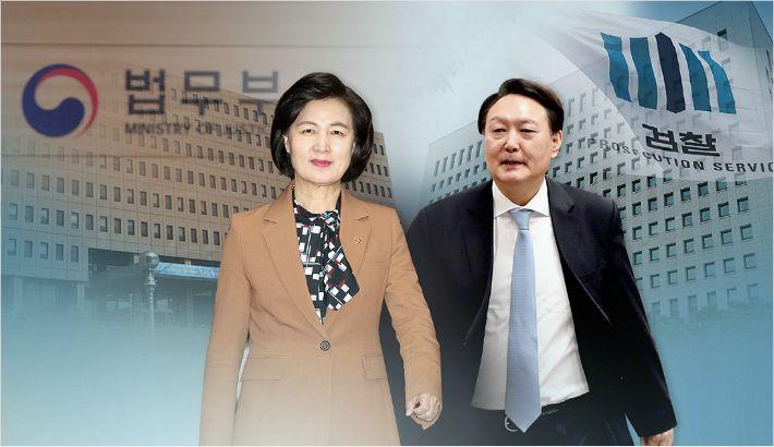 법무부 직제개편 추진…'정권겨냥' 檢수사팀 흩어지나(종합)