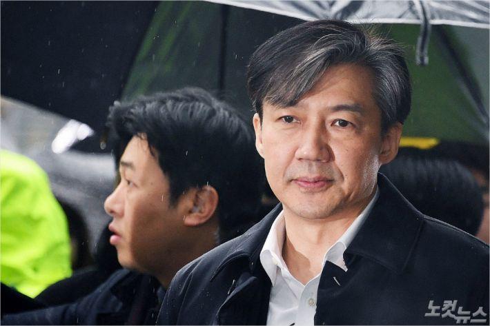 """檢, '유재수 감찰무마' 조국 기소…조국 """"지치지 않고 싸울 것"""""""