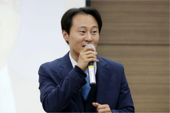 [단독] '사법농단' 제보자 이탄희, 민주당 입당